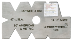 Kristeel Screw Cutting Gauge