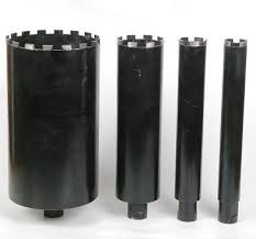 Core Bit for Concrete, Drill Depth: 450mm, Drill Diameter: 19mm