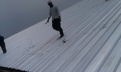 Roof Sheeting Work Service