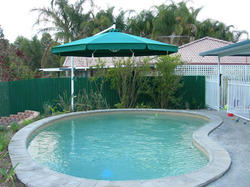 Swimming Pool Umbrella - View Specifications & Details of Pool ...