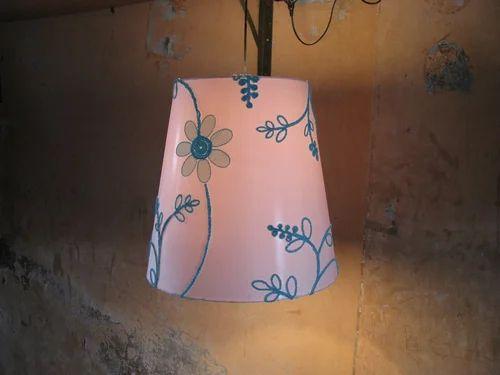 Tapered Drum Lamp Shade