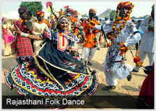 Rajasthani Folk Dance and Music