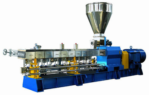 Second Hand Twin Screw Machine For Compounding