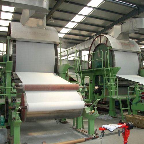 Paper Making Machines in Coimbatore, Tamil Nadu | Paper Making