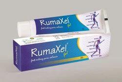 Herbal Pain Relief  Gel - Rumaxel