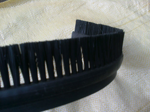Thank You For Your Order >> Flexible Strip Brushes Manufacturer from Pune