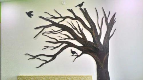 Stylish Acrylic Canvas Painting - Haider Wooden Frames & Interiors ...