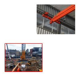 Under Slung Cranes for Construction Site